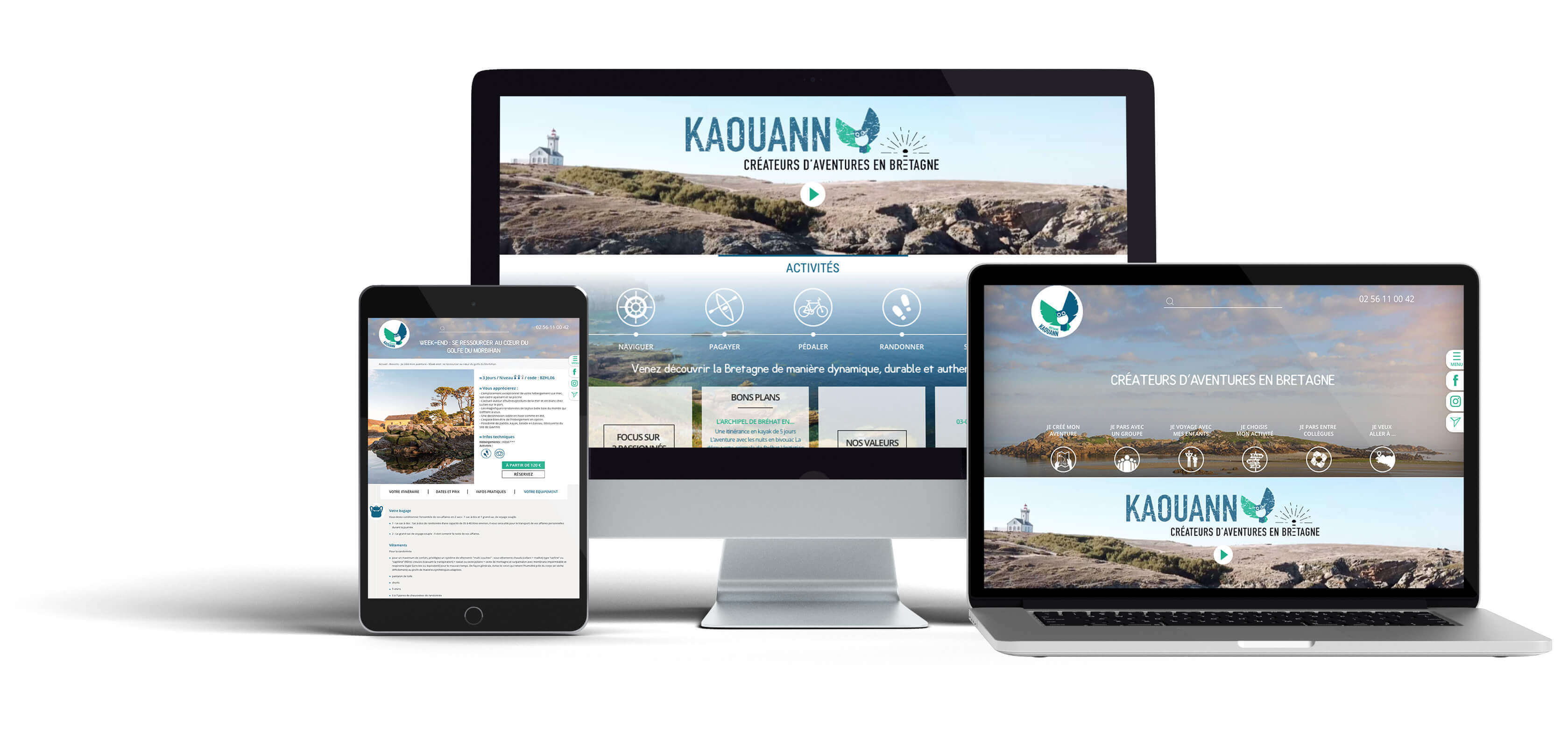 KAOUANN - responsive - agence AE2